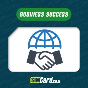 Business SIM Card for Israel